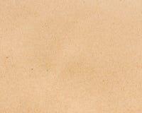 纹理包装纸板料表面 免版税库存图片
