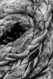 绳索纹理和背景 图库摄影