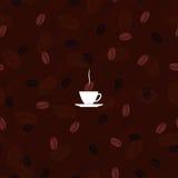 纹理咖啡 免版税库存照片