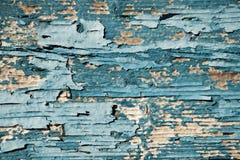 纹理崩裂绘了剥木背景 库存照片