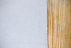 纹理帆布织品 库存图片