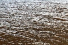 水纹理摘要背景 免版税库存图片
