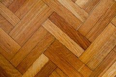 纹理木木条地板 免版税库存图片