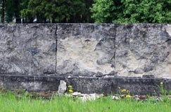 纹理栏杆在Gatchina 库存图片