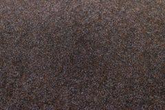 纹理棕色地毯 免版税库存图片