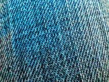 纹理牛仔裤 免版税库存照片