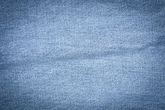 纹理牛仔裤  免版税库存图片