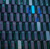 纹理玻璃 免版税库存照片