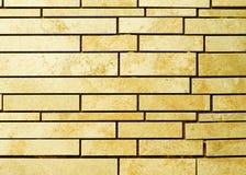 纹理瓦片墙壁 免版税库存照片