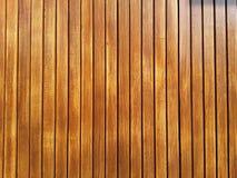 纹理的木墙壁背景 免版税图库摄影