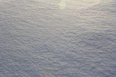 纹理的,与拷贝空间的背景新鲜的干净的雪 库存图片
