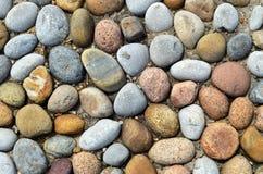 纹理石头 库存图片