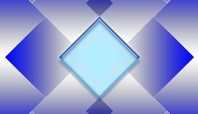 纹理立方体 向量例证