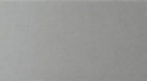 纹理背景的灰色纸表面 库存照片