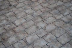 纹理背景的石地垫 免版税库存图片