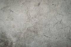 纹理背景的肮脏的灰色混凝土墙 免版税库存照片