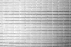 纹理被编织的竹黑暗 免版税库存图片