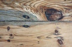 纹理被风化的木头 库存照片