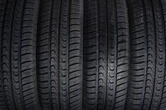 纹理轮胎 免版税库存图片