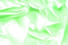 纹理,样式 织品柔滑绿,难以置信地软和 库存照片