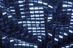 纹理,背景,样式 与蓝色c大闪闪发光的织品  库存图片