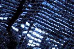 纹理,背景,样式 与蓝色c大闪闪发光的织品  图库摄影