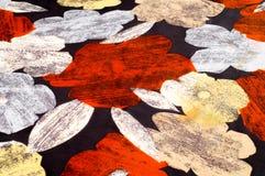纹理,背景,样式 妇女的丝绸手帕是12月 库存照片