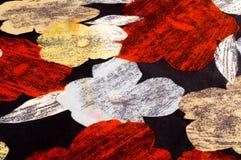 纹理,背景,样式 妇女的丝绸手帕是12月 库存图片
