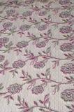 纹理,背景,样式 用花装饰的桃红色鞋带o 库存图片