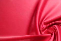 纹理,背景,样式 红色丝织物 这种缎织品 库存图片