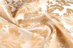 纹理,背景,样式 织品室内装饰品锦缎是reve 库存照片