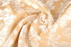 纹理,背景,样式 织品室内装饰品锦缎是reve 图库摄影