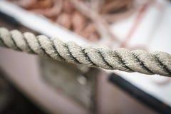 纹理绳子 库存图片