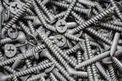 纹理 背景 灰色颜色 这是平均尺寸的很多相同新的钉子 建筑材料 维修服务 库存图片