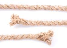 绳索纹理 库存图片