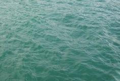 水纹理 免版税库存图片