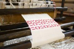 纺丝机 库存照片
