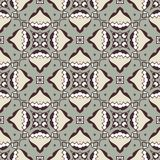 纺织品和背景的抽象无缝的样式 免版税图库摄影