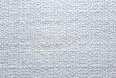 纺织品白色 免版税库存照片