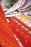 纺织品 免版税库存图片