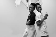 纺织品时尚中心的就职典礼在瑞典BorÃ¥s 2014年 库存照片