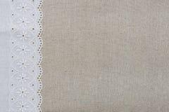 纺织品纹理背景 免版税库存照片