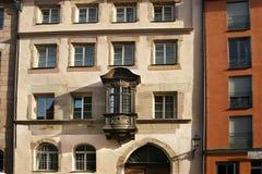 纽伦堡- Altstadt 库存照片