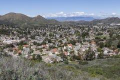 纽伯里公园加利福尼亚 免版税图库摄影