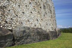 纽格莱奇墓 免版税库存图片