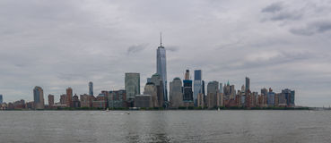 从纽瓦克的NYC 库存图片