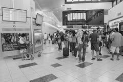 纽瓦克自由机场 图库摄影