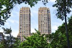 纽约中央公园NY 库存图片