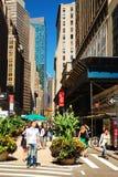 纽约先驱广场 免版税图库摄影