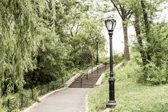 纽约公园 免版税库存图片